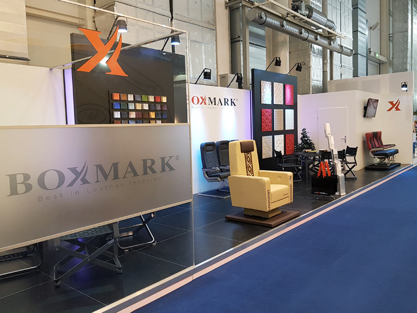 BOXMARK Presented Itself At This Yearu0027s Aircraft Interiors Expo U2013 The  Worldwide Largest Specialist Trade Fair For Aircraft Interior Design U2013 With  A New ...
