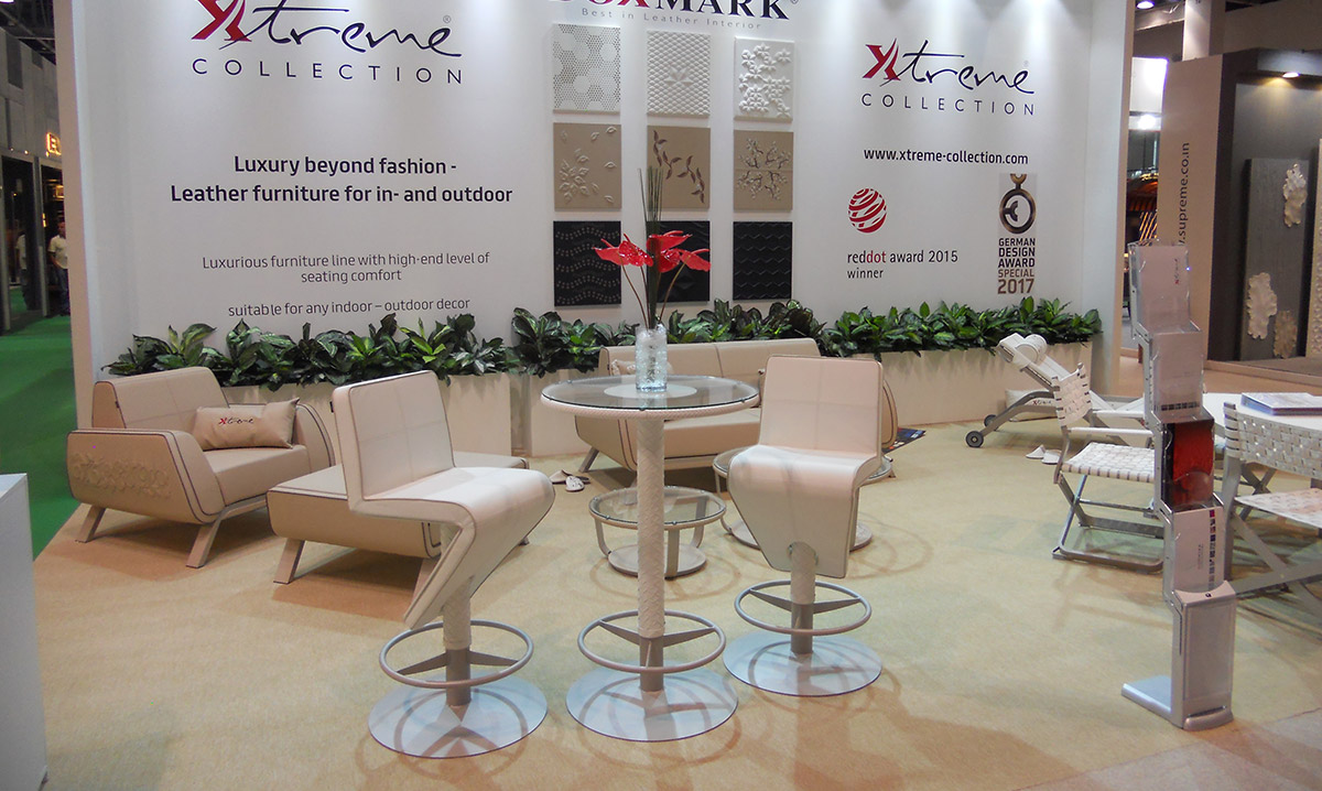 On This Yearu0027s Specialist Trade Fair INDEX Design Series In Dubai BOXMARK  Presented For The First Time A Special Version Of The Divine Lounge  Collection.